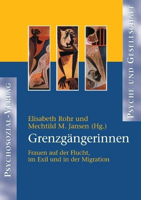 Grenzgängerinnen als Buch