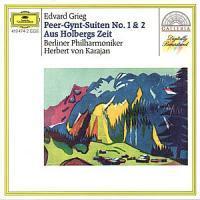 Peer Gynt Suiten 1,2/Holberg Suite/+ als CD