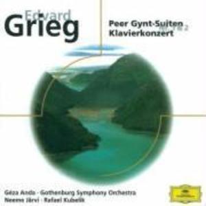Peer Gynt-Suiten Nr. 1, 2. Klassik-CD als CD