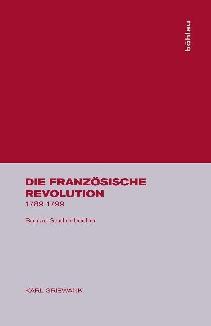 Die Französische Revolution als Buch