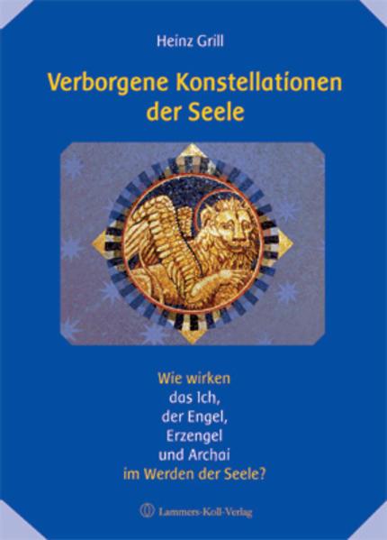 Verborgene Konstellationen der Seele als Buch (kartoniert)