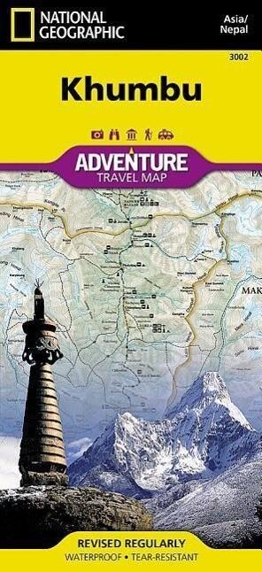 Khumbu [nepal] als Buch von National Geographic...
