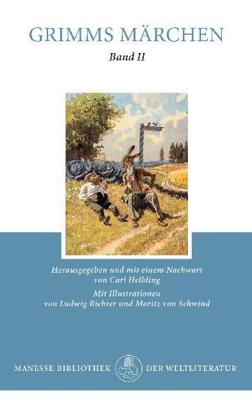 Grimms Kinder- und Hausmärchen Band 2 als Buch