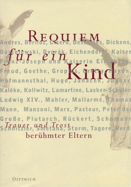Requiem für ein Kind als Buch