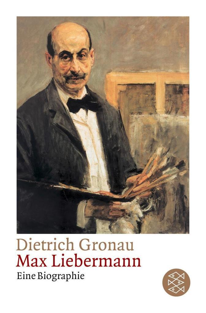 Max Liebermann als Taschenbuch