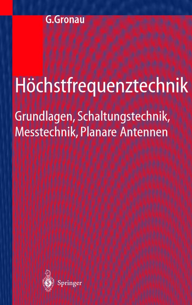 Höchstfrequenztechnik als Buch