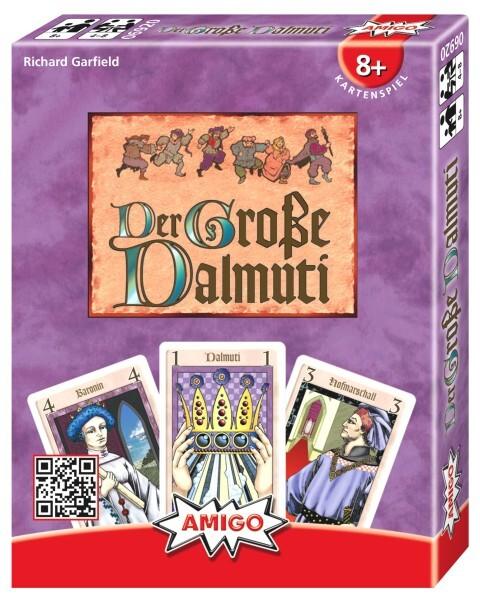 Der Große Dalmuti als Spielwaren