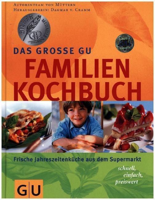 Das große GU Familienkochbuch als Buch