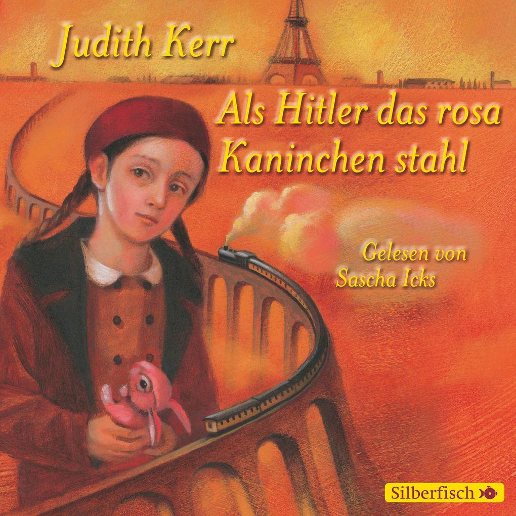 Als Hitler das rosa Kaninchen stahl als Hörbuch Download