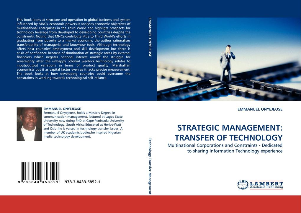 STRATEGIC MANAGEMENT: TRANSFER OF TECHNOLOGY al...