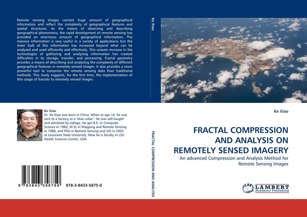 FRACTAL COMPRESSION AND ANALYSIS ON REMOTELY SE...