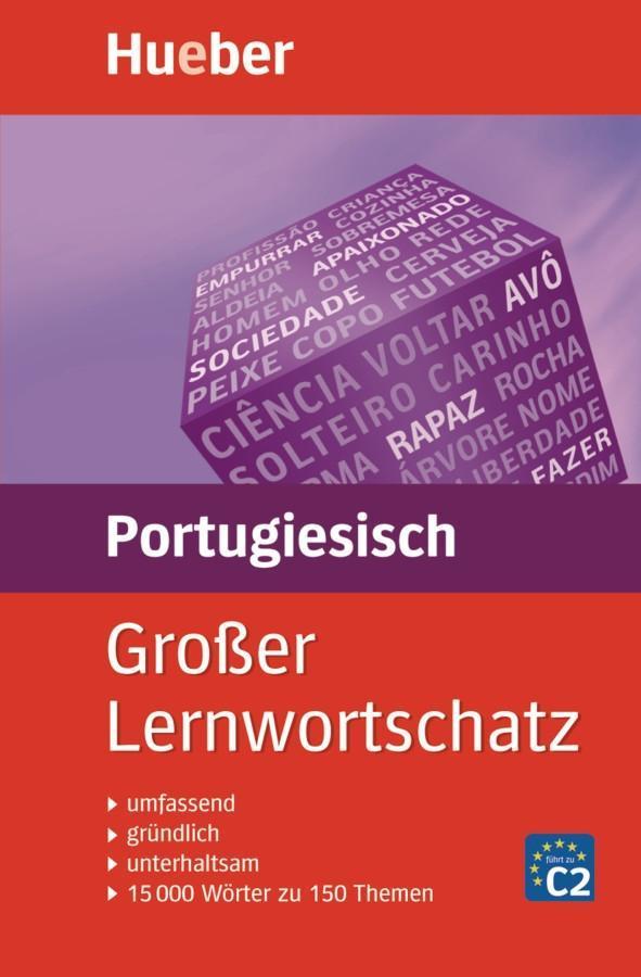 Großer Lernwortschatz Portugiesisch als Buch