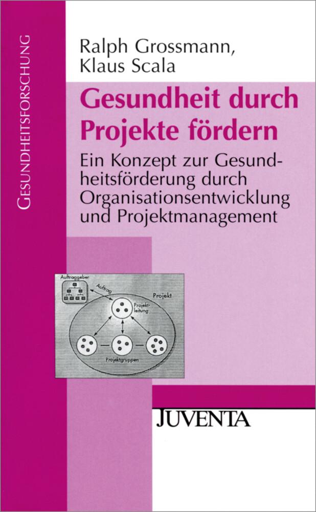 Gesundheit durch Projekte fördern als Buch