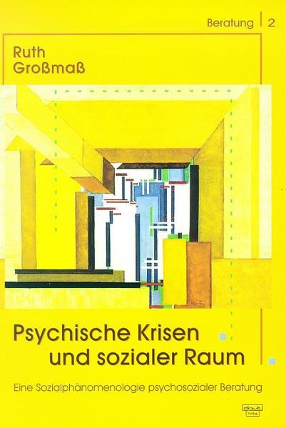 Psychische Krisen und sozialer Raum als Buch
