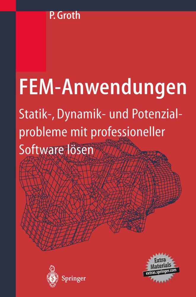 FEM-Anwendungen, m. CD-ROM als Buch