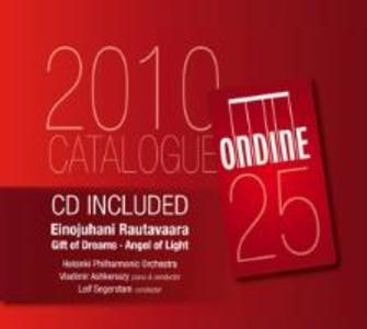 Ondine 2010 Katalog+CD
