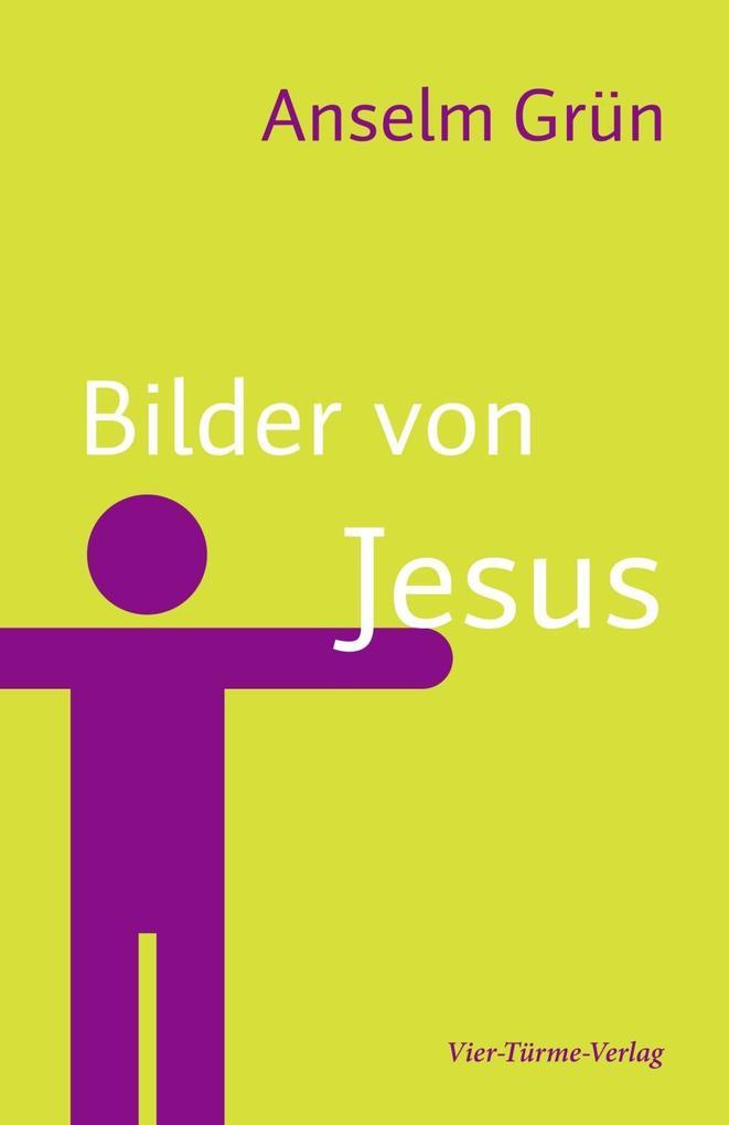 Bilder von Jesus als Buch