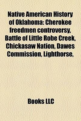 Native American history of Oklahoma als Taschen...