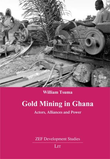 Gold Mining in Ghana als Buch von William Tsuma