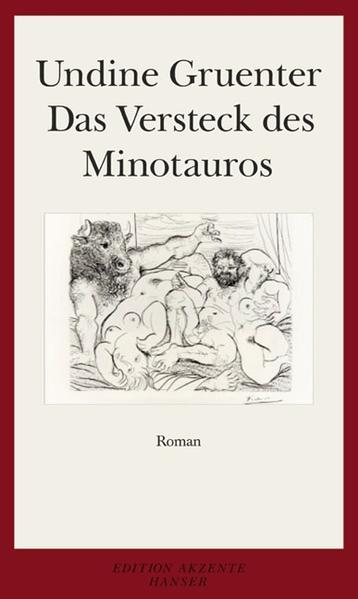 Das Versteck des Minotaurus als Buch