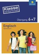 Klasse vorbereitet. Englisch. Übergang 6 / 7. Gymnasium