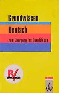 Grundwissen Deutsch als Buch