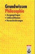 Grundwissen Philosophie