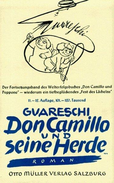 Don Camillo und seine Herde als Buch