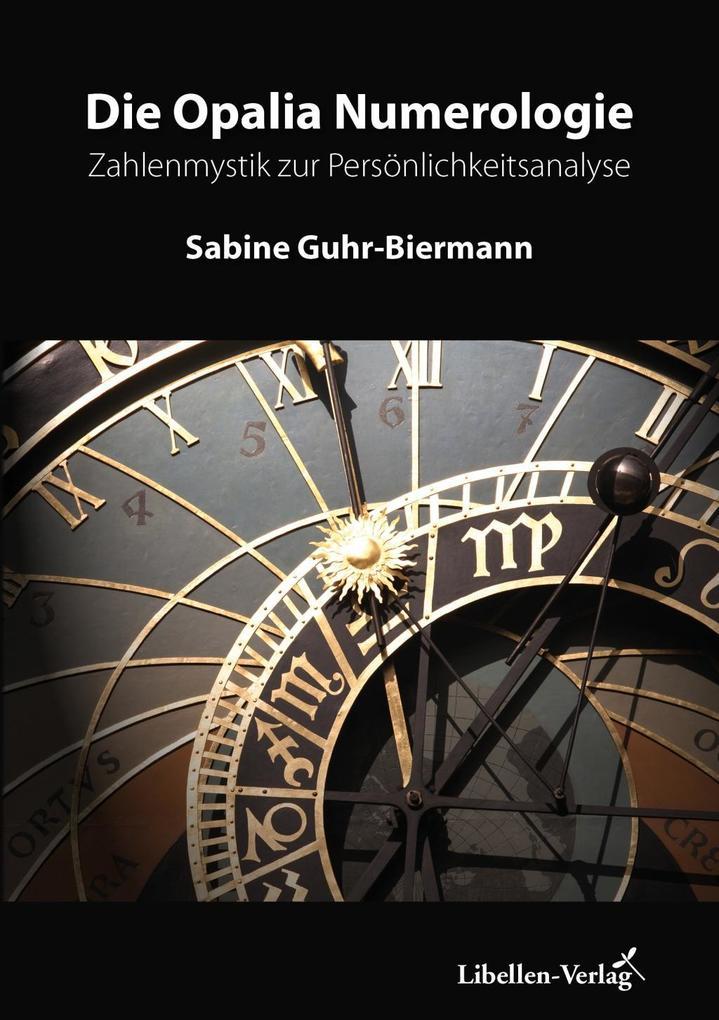 Die Opalia Numerologie als Buch (kartoniert)