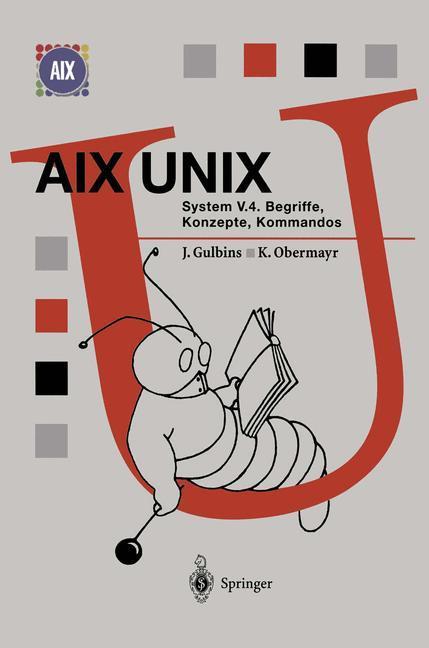 AIX UNIX System V.4 als Buch