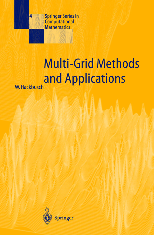 Multi-Grid Methods and Applications als Buch