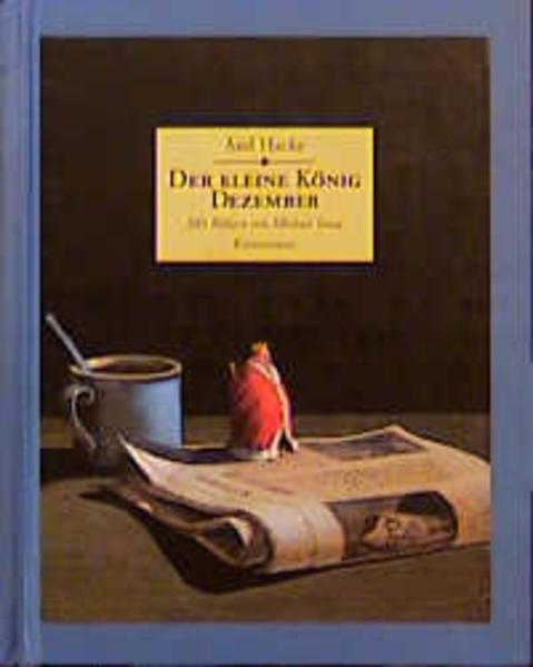 Der kleine König Dezember als Buch