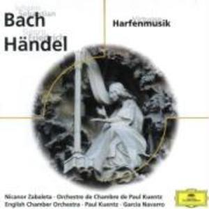 Harfenkonzerte als CD