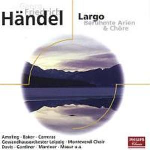 LARGO-BERÜHMTE ARIEN UND CHÖRE als CD