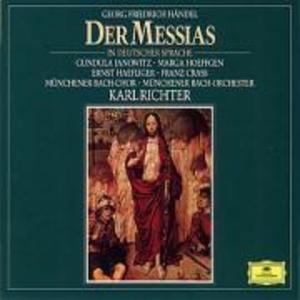 Der Messias (Gesamtaufnahme). 3 Klassik-CDs als CD