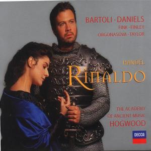 Rinaldo (GA) als CD