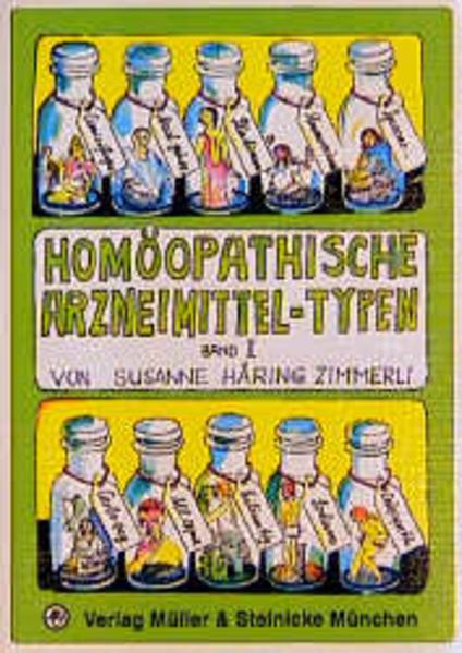 Homöopathische Arzneimittel-Typen 2 als Buch