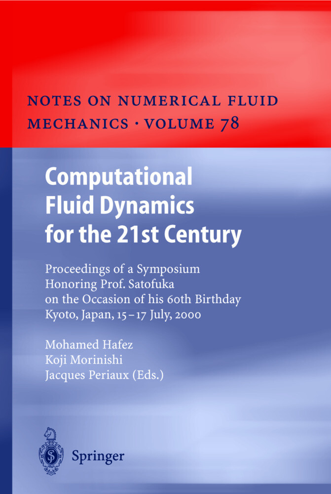 Computational Fluid Dynamics for the 21st Century als Buch (gebunden)