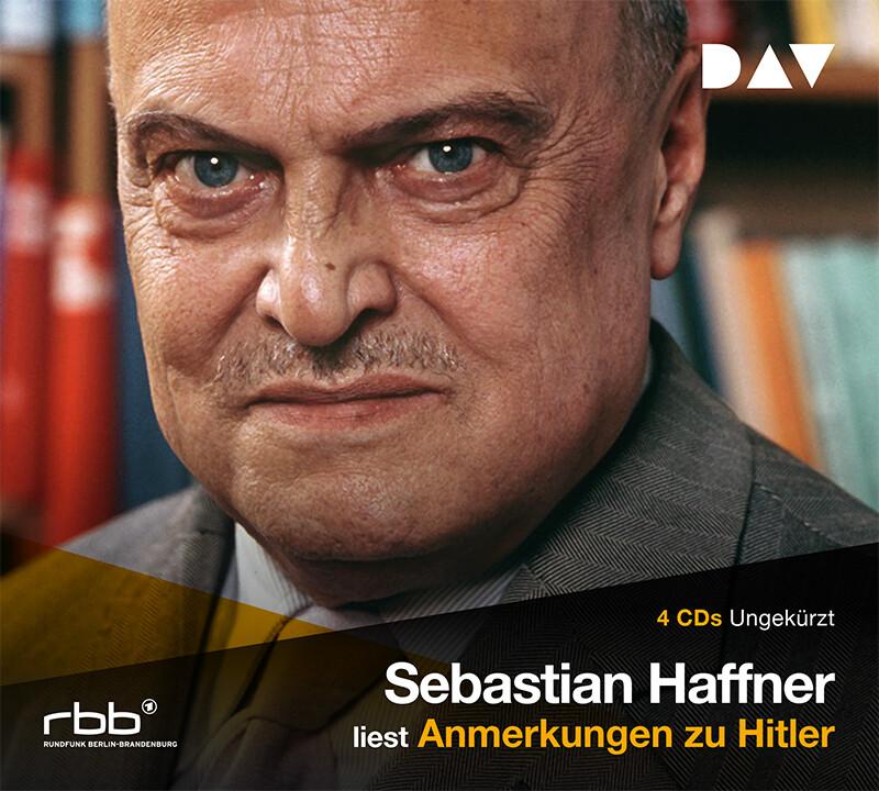 Anmerkung zu Hitler. 4 CDs als Hörbuch