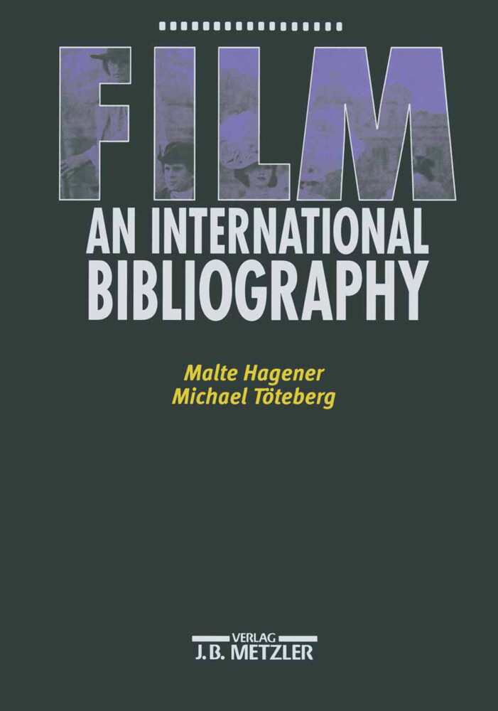 Film - An International Bibliography als Buch