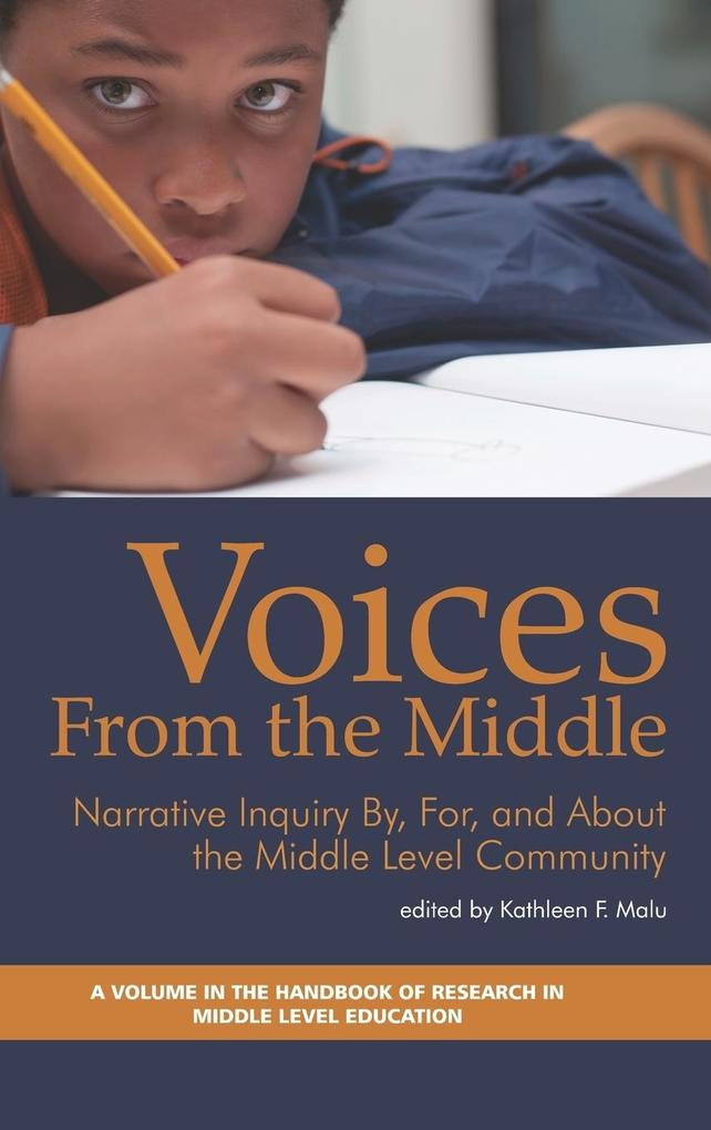 Voices from the Middle als Buch von