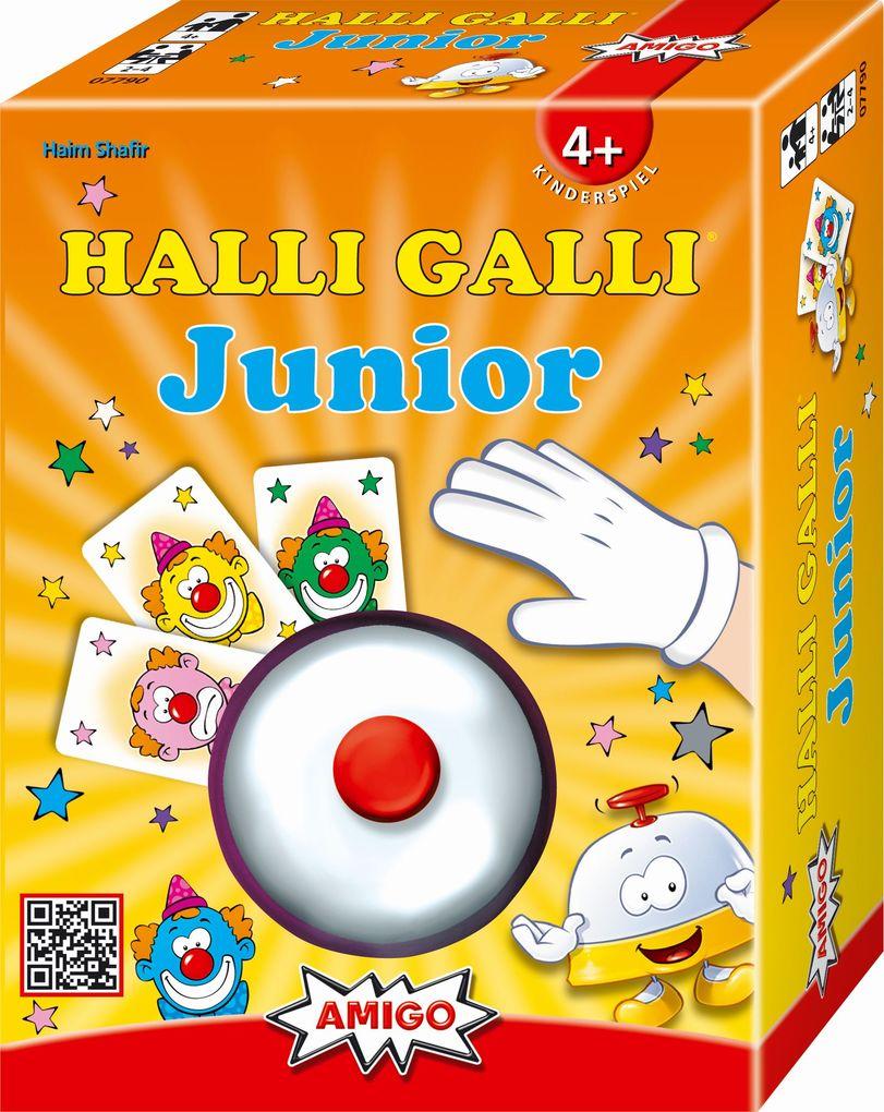 Halli Galli Junior als Spielware