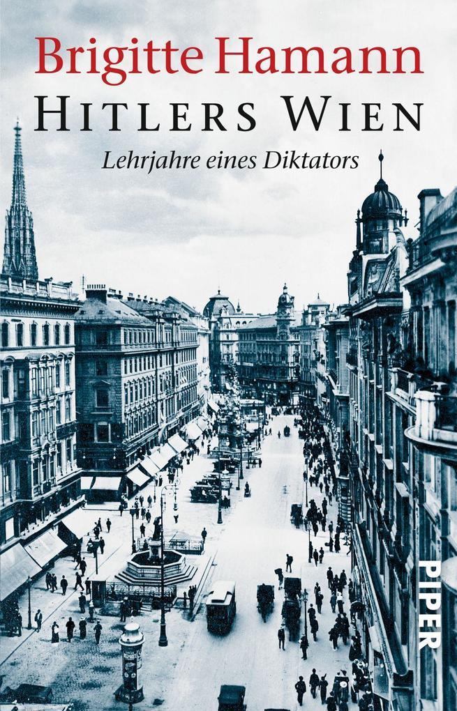 Hitlers Wien als Taschenbuch