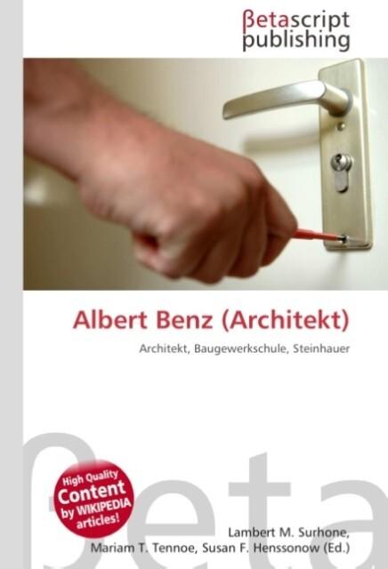 Albert Benz (Architekt) als Buch von