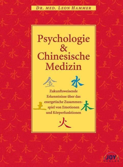 Psychologie und Chinesische Medizin als Buch