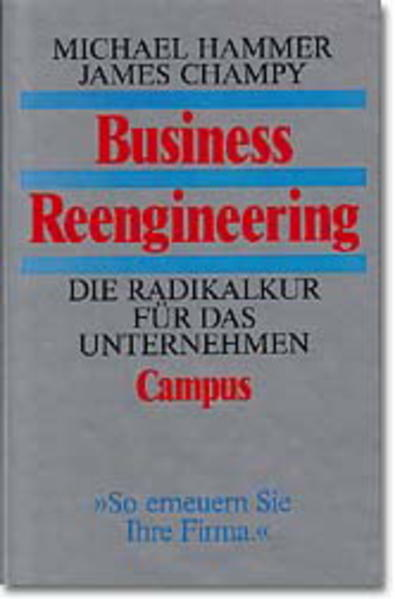 Business Reengineering als Buch