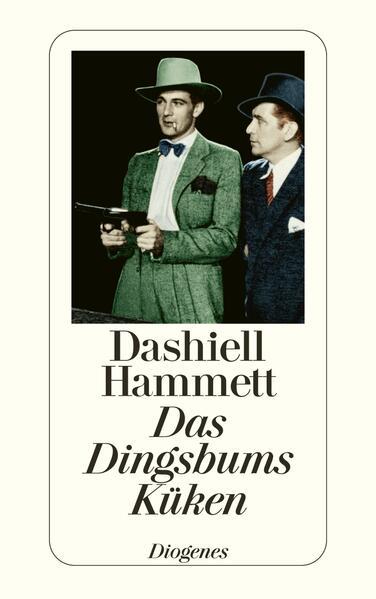 Das Dingsbums Küken und andere Detektivstories als Taschenbuch