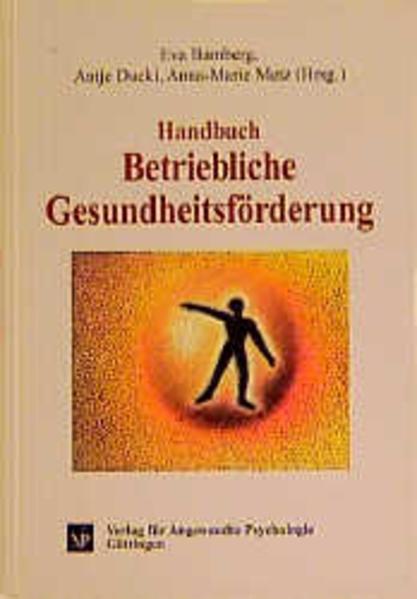 Handbuch Betriebliche Gesundheitsförderung als Buch