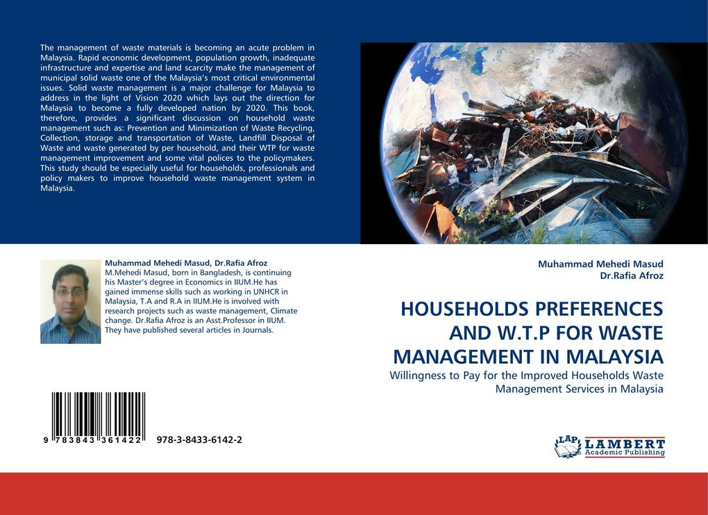 HOUSEHOLDS PREFERENCES AND W.T.P FOR WASTE MANA...