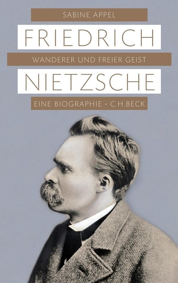Friedrich Nietzsche als Buch (gebunden)
